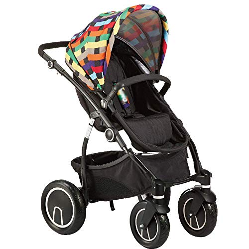 Amazing Deal MEI Baby Trolley Baby Stroller High Landscape with Reversible Bassinet Compact Buggy Su...