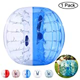 YUEBO Bumper Bubble Soccer Balls for Kids/Adults, Body Zorb Ball Dia 4FT/5FT(1.2m/1.5m)