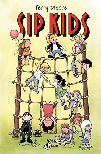 Sip Kids (Strangers in Paradise) (Italian Edition)