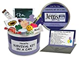 Survival Kit In A Can 16th Birthday Novelty Fun Gift - Humorous Happy