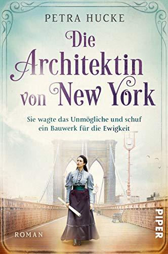 Buchseite und Rezensionen zu 'Die Architektin von New York' von Petra Hucke