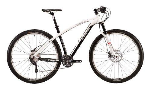 Corratec Fahrrad MTB SB Team 29, Schwarz/Weiß, 49, BK17025-0049