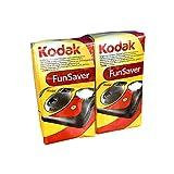 Kodak Funsaver 27枚撮(レンズ付フィルム) 2個パック