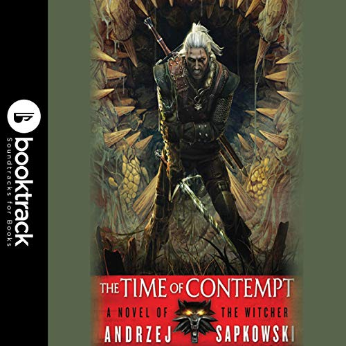 The Time of Contempt  By  cover art