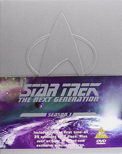 Star Trek: The Next Generation [Reino Unido] [DVD]