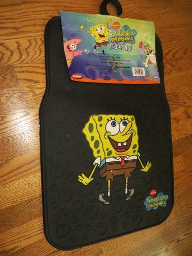 Sponge Bob Squarepants 2-Pc Floor Mat Set