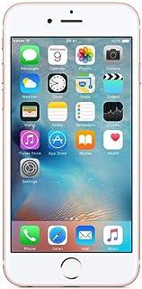 Apple iPhone 6s Rose 16GB SIM-Free Smartphone (Renewed)