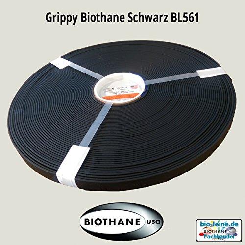 bio-leine Beta Biothane Meterware - 9mm breit | 2.5mm dick I schmutz- und wasserabweisend - bis zu 30m lang | 26 Farben auswählbar
