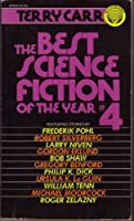 The Best Science Fiction of the Year 4 0345245296 Book Cover