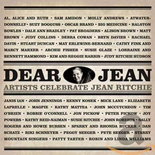 Dear Jean: Artists Celebrate Jean Ritchie