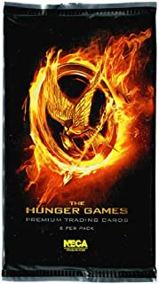 Neca Toys Trading Cards - The Hunger Games - PACK (6 cards)