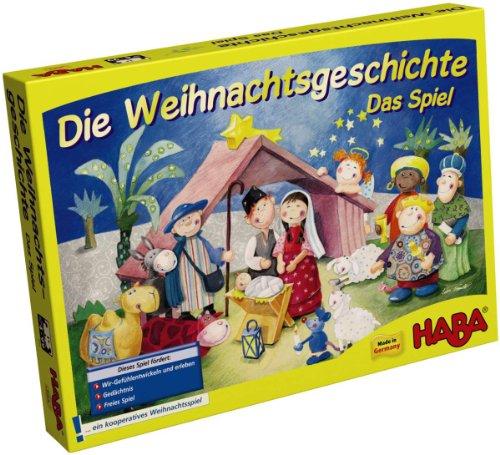 HABA 4274 - Die Weihnachtsgeschichte - Das Spiel