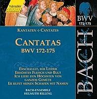 Bach:Cantatas Bwv 172