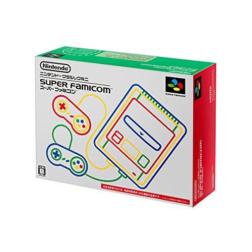 슈퍼 패미컴 클래식 에디션 콘솔(일본어)(닌텐도)