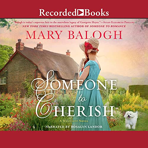 Someone to Cherish Audiobook By Mary Balogh cover art
