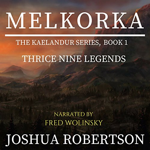 Melkorka audiobook cover art