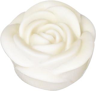 Naisicatar OEM 7 Colores cambiantes Rosa Flor LED luz Noche Vela lámpara romántico