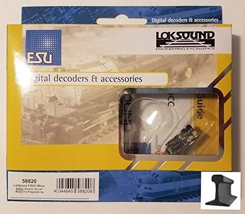 ESU 58820 LokSound V5.0 DCC Micro 8 Pin Decoder