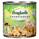 Bonduelle Champignon Gourmet-Scheiben, 230 g Dose