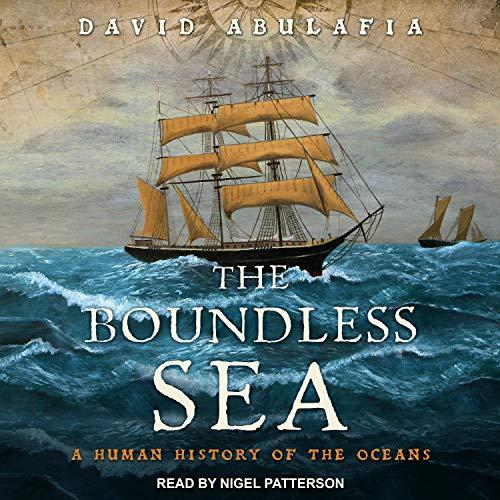 Couverture de The Boundless Sea