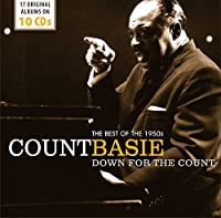 Count Basie: Down for the Count - The Best of the 1950s