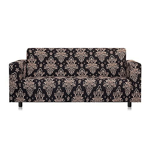 1 Funda de sofá para sofá, Fundas elásticas para sofá, Fundas elásticas para sofá, Fundas de sofá para Sala de Estar A3, 3 plazas