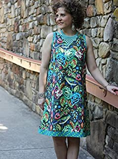 0cc40857c23 Serendipity Studio pour Femme Patron de Couture Facile 151 Le Mia Robe  Fourreau