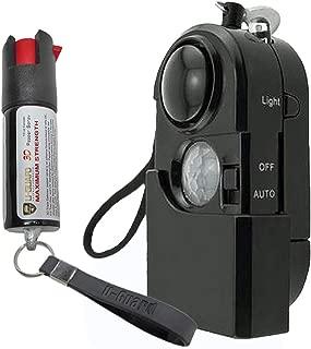 pepper spray motion sensor