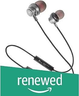 (Renewed) Syska HE5500 Pro Active Bluetooth Wireless Headset (Gun Metal)
