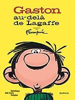 Gaston - Au-delà de Lagaffe (catalogue de l'expo à la BPI) - tome 1 - Au-delà de Lagaffe (catalogue expo) de Franquin