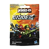 Kre-O, G.I. Joe, Kreon Figure Packs Collection 2 (Characters May Vary)