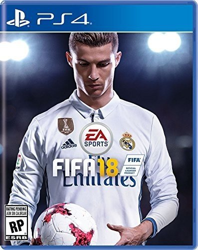 FIFA 18 for PlayStation 4