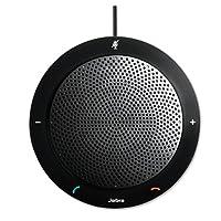 Jabra Speak 410 MS (7410-109) 会議用スピーカーフォン USB接続 マイクロソフト社認証 並行輸入品