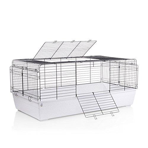 Wagner\'s ® | 150er Kaninchenkäfig Käfig XXL - auch für Meerschweinchen & Zwergkaninchen, Hasenstall