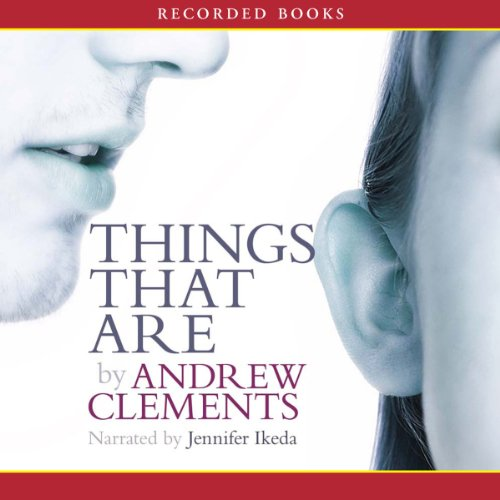 Things that Are audiobook cover art