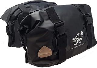 Motorrad Tasche Gepäcktasche Satteltasche 40L Roll Top Adventure, Sports, oder Straßen Bikes   Weiche Gepäck