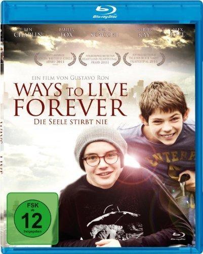 Die Seele stirbt nie / Ways to Live Forever (2010) ( Vivir para siempre ) (Blu-Ray)