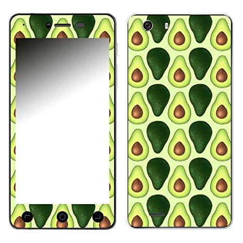 Disagu SF-106881_1119 Design Folie für Switel eSmart H1 - Motiv Avocados Lined grün