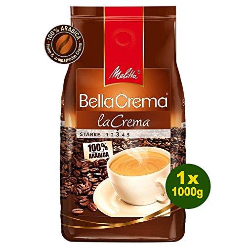 Melitta BellaCrema Café LaCrema/4002720008102, Inh. 1000 g