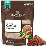 Best Cocoa Powders - Navitas Organics Organic Cacao Powder, Non-GMO, Fair Trade Review