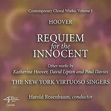 Requiem for the Innocent (Contemporary Choral Works, Vol. 1)