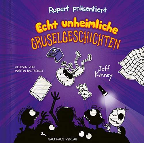 Rupert präsentiert - Echt unheimliche Gruselgeschichten 3 Titelbild
