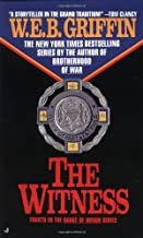 The Witness (Badge Of Honor) by W.E.B. Griffin (1992-01-01)