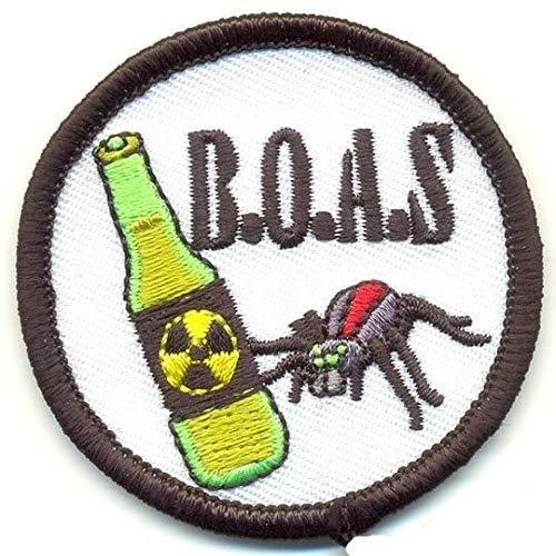 Awesome Boy Scout Patches - B.O.A.S Patrol! (#E006)