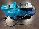 Wasserpumpe 1100 W 230V 4500 L/Std 4 Bar Hauswasserwerk Jetpumpe Gartenpumpe NEU TOP