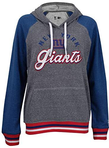 New Era - NFL New York Giants Damen Hoodie - Grau Farbe Grau, Größe M