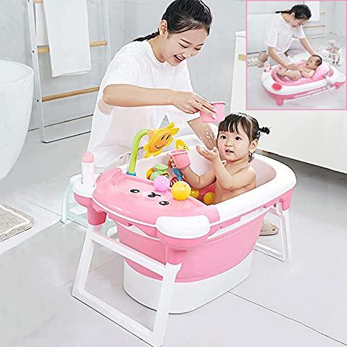ベビーバス ベビーバス浴槽 赤ちゃん 子供用 お風呂 ベビー浴槽 折りたたみバスタブ 収納便利ベビープール 座れる 新生児0~15歳まで ベビー湯お 新生