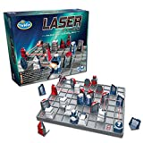 ThinkFun Laser Chess Two Player Strategy Game and STEM Toy for Boys and Girls...