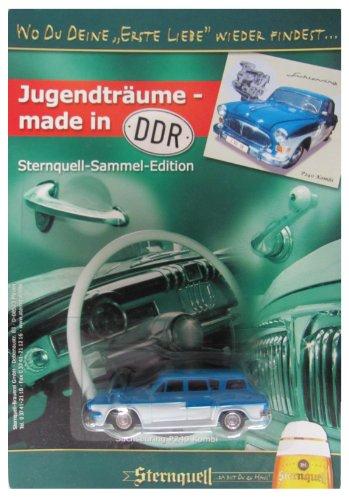 Unbekannt Sternquell Nr.54 - Sachsenring P240 Kombi - DDR Pkw