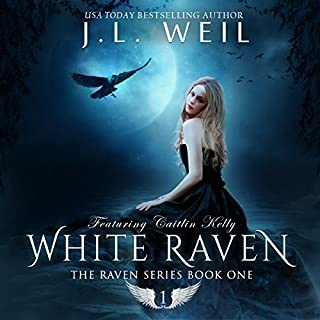 White Raven cover art
